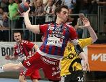 Erstes Handball-Finalspiel Fivers gegen Bregenz