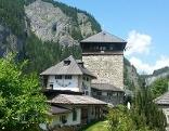 Burg Klammstein Dorfgastein Sommer und Winter