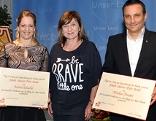 Jakob-Stainer-Preis 2016 an das Ehepaar Maria Erlacher und Markus Forster, LR Palfrader