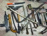 Waffen Messer