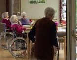 Gruppenräume im Pflegeheim Wolkersdorf
