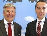 Landesparteitag SPÖ Kaiser Kern