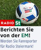 Werden Sie Radio Steiermark-Fanreporter!