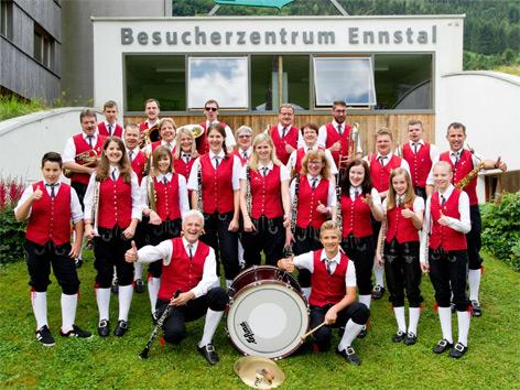 Musikkapelle Reichraming