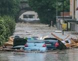 Überschwemmung Überflutung Simbach