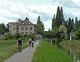 Wiener Neustädter Kanal Schleuse