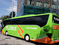 Flixbus avtobus povezava Slovenija