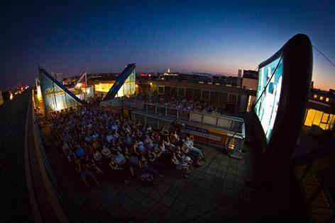 Kino am Dach