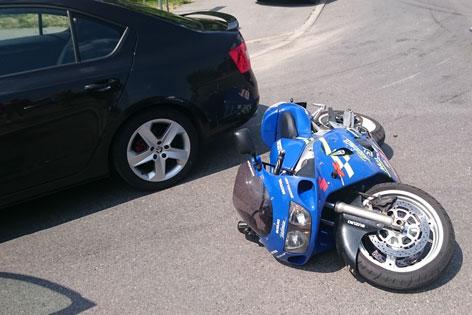 Rowdy Motorrad