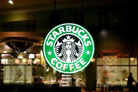 Logo von Starbucks