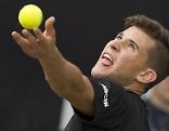 Dominic Thiem im Finale des Turniers von Stuttgart