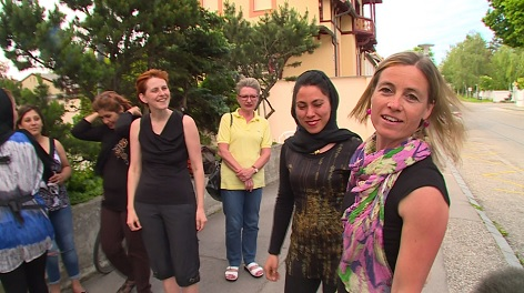 """Heimat Fremde Heimat-Spezial zum Thema """"Zivilcourage"""""""