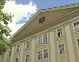 Landesgericht Klagenfurt außen Prozess