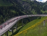 Tour de Suisse durch Vorarlberg