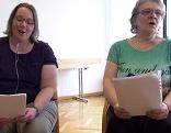 Singen gegen COPD