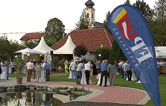 FPÖ Sommerfest, Kitzladen, Johann Tschürtz, Norbert Hofer, Ilse Benkö