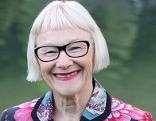 Suzie Heger im Portrait
