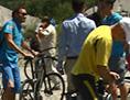 Kolesarjenje kolesarske poti Drava dravska Peter Paco Wrolich Jan Klavora