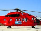 Super Puma von Knaus Transporthubschrauber Helikopter Hubschrauber