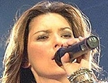 Shania Twain, Wembley/UK 2010