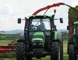 Beuern, Landwirtschaft, Grasmähen
