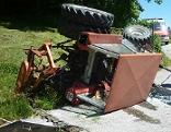 Traktorunfall Annaberg