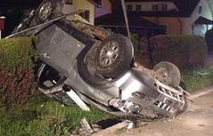 B83 Unfall A1 Verteiler