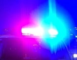 Blaulicht, Notarzt, LKW Tunnel Unfall