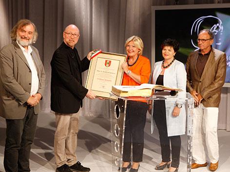 TDDL Eröffnung Bachmannpreis 2016