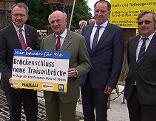 Brückenschluss Kerntangente St. Pölten Pröll Stadler