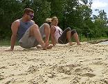 Sommersport Philipp Körper