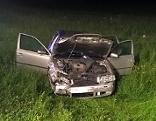 Lassing VU Verkehrsunfall