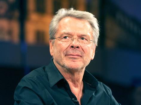 Liedermacher Reinhard Mey, 2014