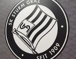 Pressekonferenz Sturm Graz Logo