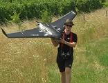 Drohne gegen Stare