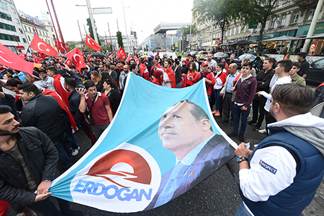 Demo Erdogan