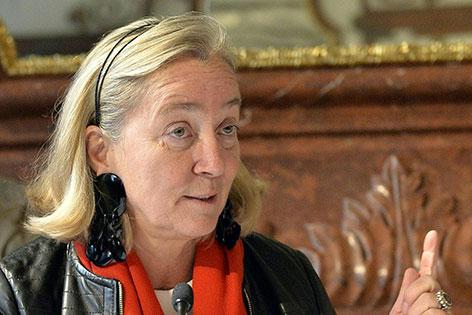 Belvedere Direktorin Agnes Husslein Arco