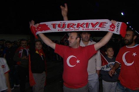 Demonstration Erdogan
