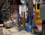 Baustellen in Innsbruck