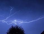 Blitz Unwetter Gewitter