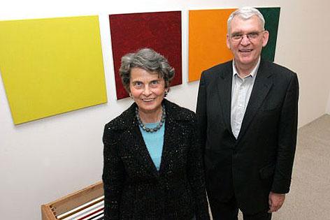 Gertraud Bogner und Dieter Bogner
