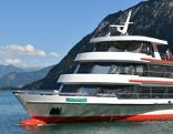Das neue Schiff der Achenseeschifffahrt