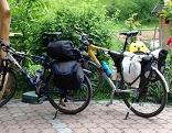 Fahrradtour mit Christopher Pöhl