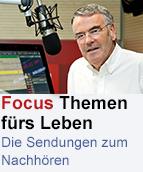 Focus Alles zur Sendung Informationen Dachstory Grundstory
