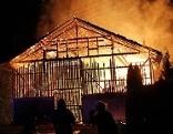 Wirtschaftsgebäude in Neumarkt abgebrannt