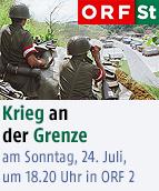 """""""Krieg an der Grenze"""""""