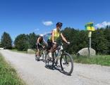 Radtour Aldranser Alm