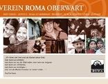 Roma Verein Homepage