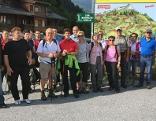 Radio Salzburg Hörer beim Zirbenweg in Bad Gastein