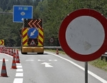 A11 Karawankenautobahn Sperre Putin